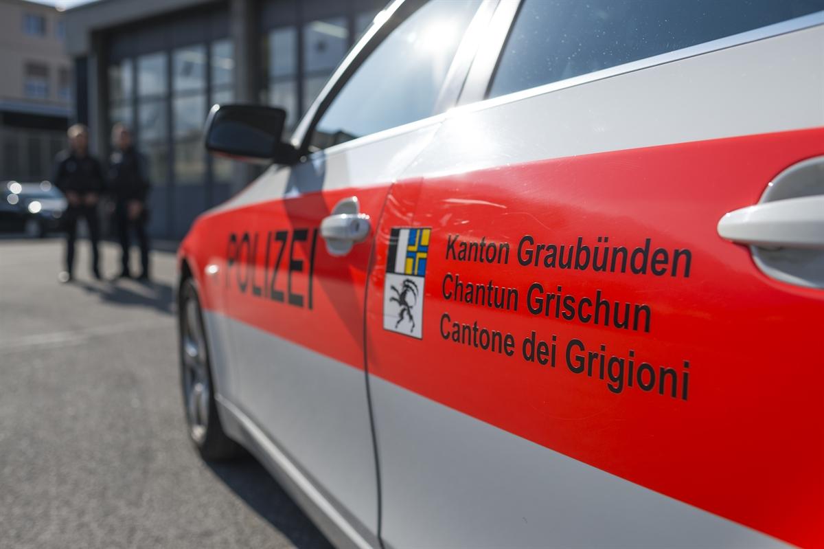 Agenzie Lavoro Canton Grigioni coira: fuggito con un'auto durante un controllo della